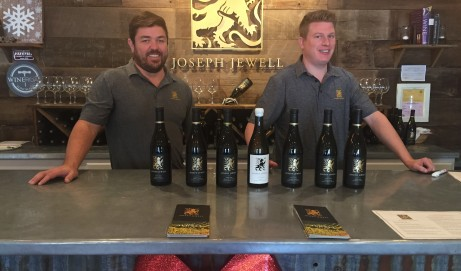 Joseph Jewell Wines – OMG!