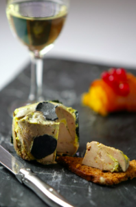 Foie Gras and Wine Pairing