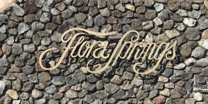Flora Springs Sign